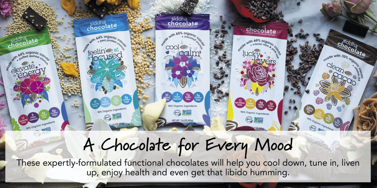 Chocolate for every mood